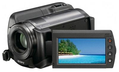 Ремонт видеокамеры Sony HDR-XR100E